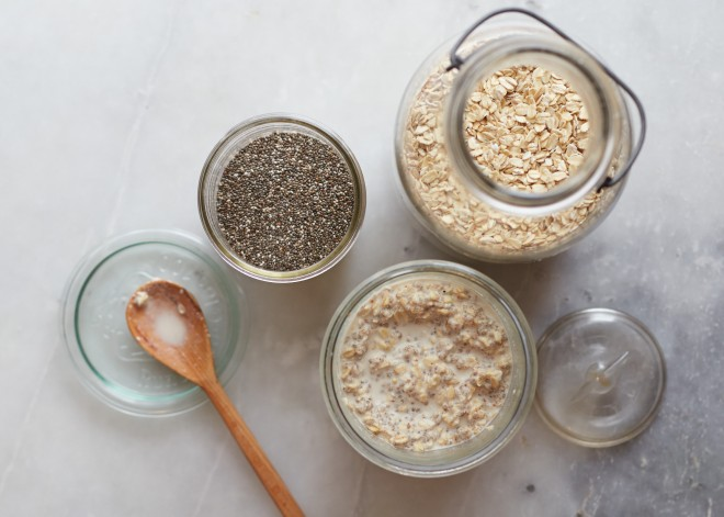 Chia and oats 1