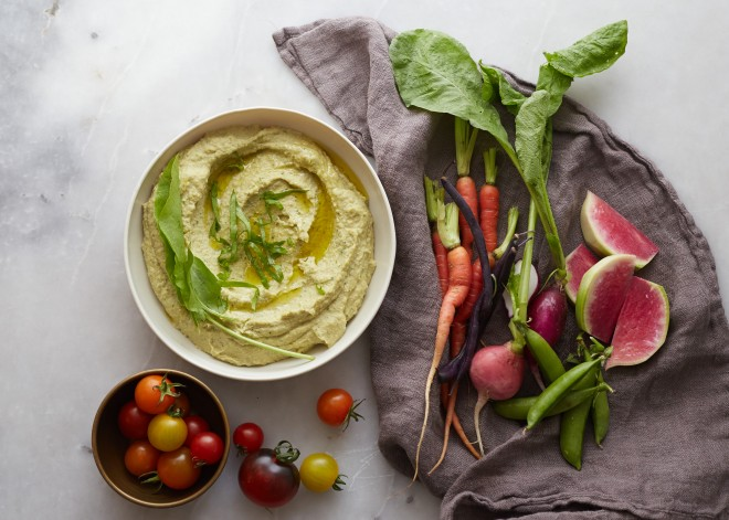 Sorrel humus for everyone down under plus other dips I love!