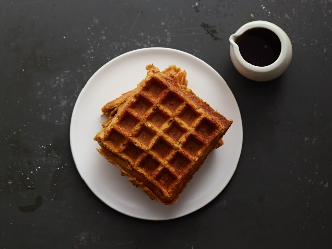 pumpkin waffles blog 4 1