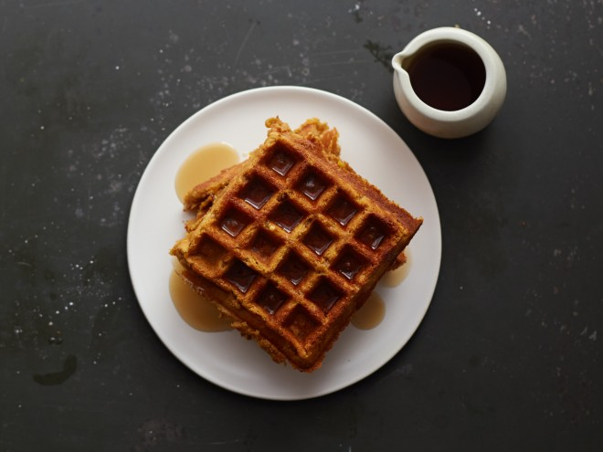 pumpkin waffles blog 4 2