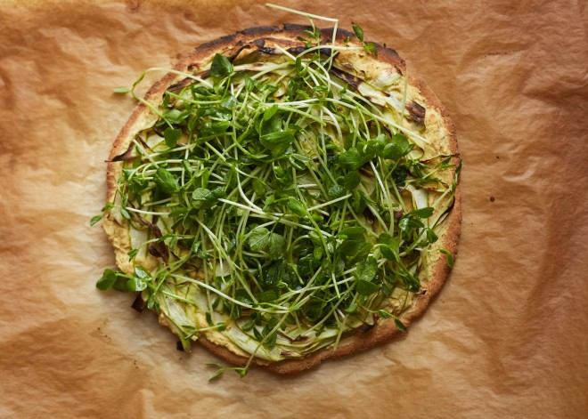 chickpea pizza 7