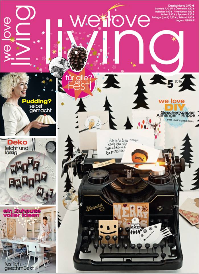 We Love Living Magazine